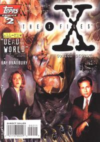 Cover Thumbnail for The X-Files Comics Digest (Topps, 1995 series) #2