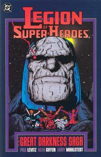 Cover Thumbnail for Legion of Super-Heroes: The Great Darkness Saga (DC, 1989 series) #[First Printing]