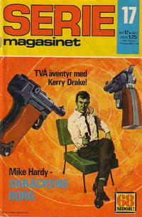 Cover Thumbnail for Seriemagasinet (Semic, 1970 series) #17/1971