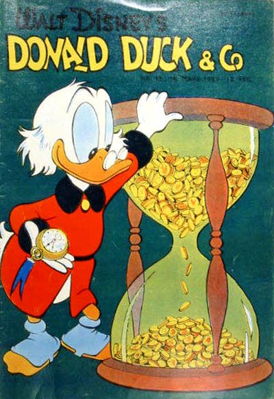 Cover for Donald Duck & Co (Hjemmet / Egmont, 1948 series) #12/1959