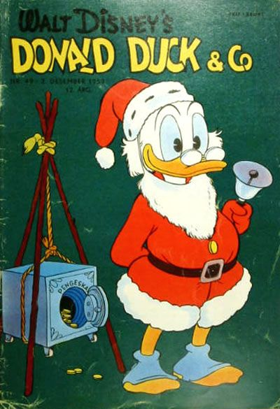 Cover for Donald Duck & Co (Hjemmet / Egmont, 1948 series) #49/1959