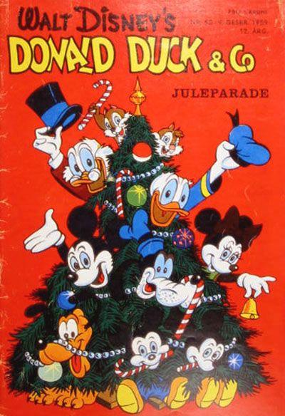 Cover for Donald Duck & Co (Hjemmet / Egmont, 1948 series) #50/1959