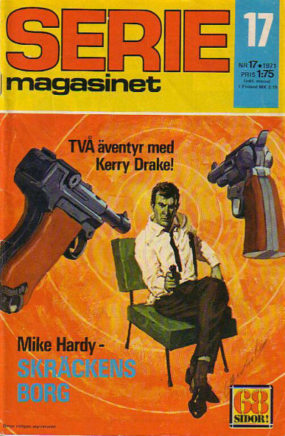 Cover for Seriemagasinet (Semic, 1970 series) #17/1971