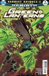 Cover for Green Lanterns (DC, 2016 series) #16 [James Harren Cover]