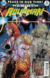 Cover for Aquaman (DC, 2016 series) #16 [Brad Walker / Andrew Hennessy Cover]