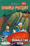 Cover Thumbnail for Donald Pocket (1968 series) #193 - Donald tar teten [2. opplag bc 239 11]
