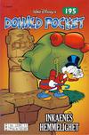 Cover Thumbnail for Donald Pocket (1968 series) #195 - Inkaenes hemmelighet [2. opplag bc 239 11]