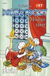 Cover for Donald Pocket (Hjemmet / Egmont, 1968 series) #197 - Modige tårer [2. opplag bc 239 11]