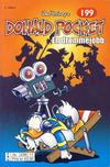 Cover for Donald Pocket (Hjemmet / Egmont, 1968 series) #199 - En drømmejobb [2. opplag bc 239 11]