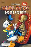 Cover for Donald Pocket (Hjemmet / Egmont, 1968 series) #202 - Dystre utsikter [2. opplag bc 239 12]