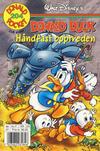 Cover for Donald Pocket (Hjemmet / Egmont, 1968 series) #204 - Donald Duck Håndfast opptreden [1. opplag]