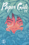 Cover for Paper Girls (Image, 2015 series) #11
