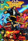 Cover for JLA - Die neue Gerechtigkeitsliga Special (Dino Verlag, 1998 series) #12 - Titans