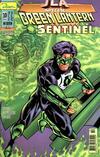 Cover for JLA - Die neue Gerechtigkeitsliga Special (Dino Verlag, 1998 series) #10 - Green Lantern / Sentinel