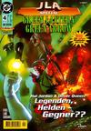 Cover for JLA - Die neue Gerechtigkeitsliga Special (Dino Verlag, 1998 series) #4 - Green Lantern / Green Arrow