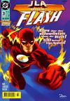 Cover for JLA - Die neue Gerechtigkeitsliga Special (Dino Verlag, 1998 series) #3 - Flash