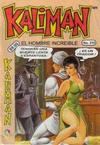 Cover for Kaliman (Litografica y Editora del Bajio, S.A., 1998 series) #319