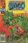 Cover for Sergio Aragonés Groo the Wanderer (Marvel, 1985 series) #2 [Canadian Newsstand Edition]