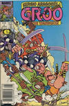 Cover Thumbnail for Sergio Aragonés Groo the Wanderer (1985 series) #6 [Canadian Newsstand Edition]