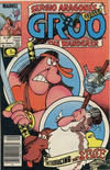Cover Thumbnail for Sergio Aragonés Groo the Wanderer (1985 series) #7 [Canadian Newsstand Edition]