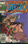 Cover Thumbnail for Sergio Aragonés Groo the Wanderer (1985 series) #9 [Canadian Newsstand Edition]