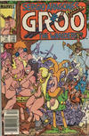 Cover Thumbnail for Sergio Aragonés Groo the Wanderer (1985 series) #10 [Canadian Newsstand Edition]