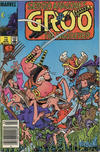 Cover Thumbnail for Sergio Aragonés Groo the Wanderer (1985 series) #13 [Canadian Newsstand Edition]