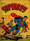 Cover Thumbnail for Superboy (1949 series) #52 [6D]
