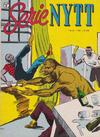 Cover for Serie-nytt [Serienytt] (Formatic, 1957 series) #48/1958