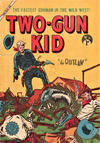 Cover for Two-Gun Kid (Horwitz, 1954 series) #16