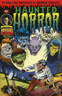 Cover Thumbnail for Haunted Horror (IDW, 2012 series) #26