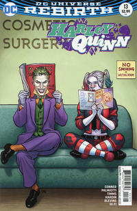 Cover Thumbnail for Harley Quinn (DC, 2016 series) #13 [Frank Cho Cover Variant]