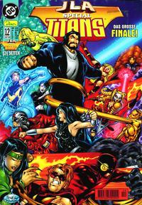 Cover Thumbnail for JLA - Die neue Gerechtigkeitsliga Special (Dino Verlag, 1998 series) #12 - Titans