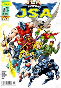 Cover Thumbnail for JLA - Die neue Gerechtigkeitsliga Special (Dino Verlag, 1998 series) #11 - JSA