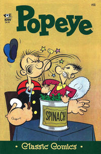 Cover Thumbnail for Classic Popeye (IDW, 2012 series) #55
