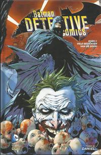 Cover Thumbnail for Batman Detective Comics (RW Uitgeverij, 2014 series) #1 - Vele gezichten van de dood