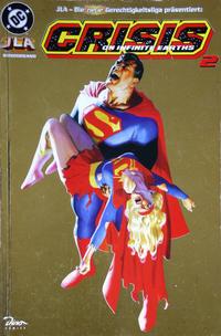 Cover Thumbnail for JLA - Die neue Gerechtigkeitsliga Sonderband (Dino Verlag, 1997 series) #13 - Crisis on infinite Earths 2