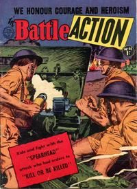 Cover Thumbnail for Battle Action (Horwitz, 1954 ? series) #68