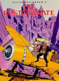 Cover Thumbnail for Julius Palmboom (Arboris, 1999 series) #2 - Die Rostgranate