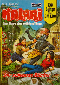 Cover Thumbnail for Kalari (Bastei Verlag, 1982 series) #9