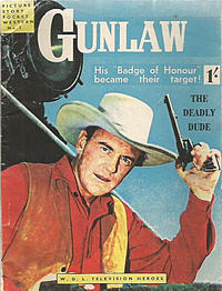 Cover Thumbnail for Picture Story Pocket Western (World Distributors, 1958 series) #5