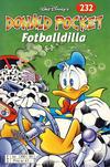 Cover Thumbnail for Donald Pocket (1968 series) #232 - Fotballdilla [Reutsendelse bc 390 90]