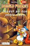 Cover Thumbnail for Donald Pocket (1968 series) #234 - Landet på den andre siden [1. opplag]