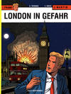 Cover for L. Frank (Kult Editionen, 2008 series) #19 - London in Gefahr
