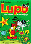 Cover for Lupo (Pabel Verlag, 1980 series) #51