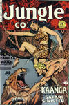 Cover for Jungle Comics (H. John Edwards, 1950 ? series) #6