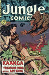 Cover for Jungle Comics (H. John Edwards, 1950 ? series) #7