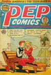 Cover for Pep Comics (H. John Edwards, 1951 series) #12
