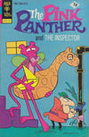 Cover for The Pink Panther (Western, 1971 series) #26 [British]
