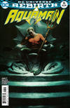 Cover for Aquaman (DC, 2016 series) #16 [Joshua Middleton Variant Cover]